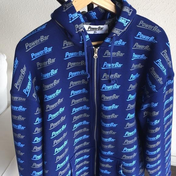 NWOT PoweBar  Mens jacket